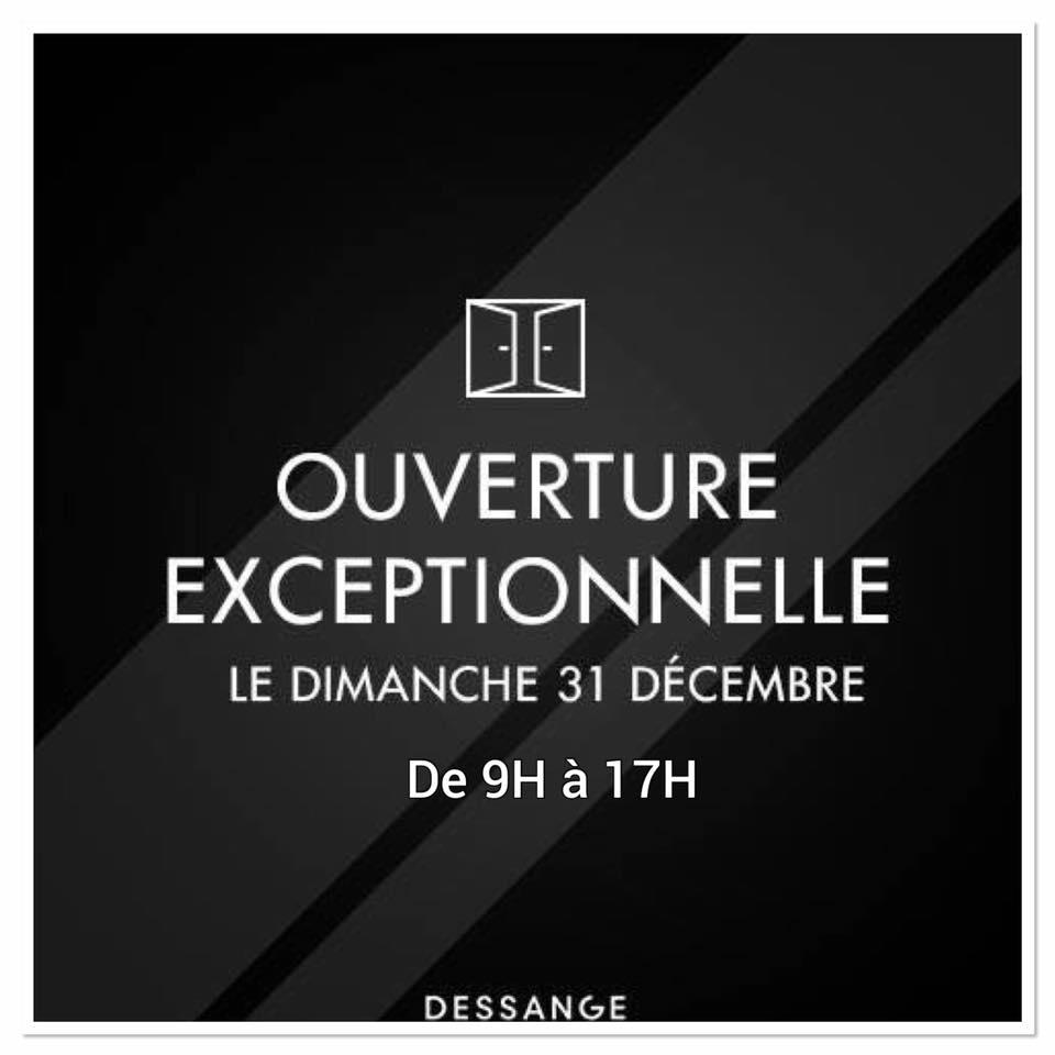 Ouverture Exceptionnelle Dessange Orléans