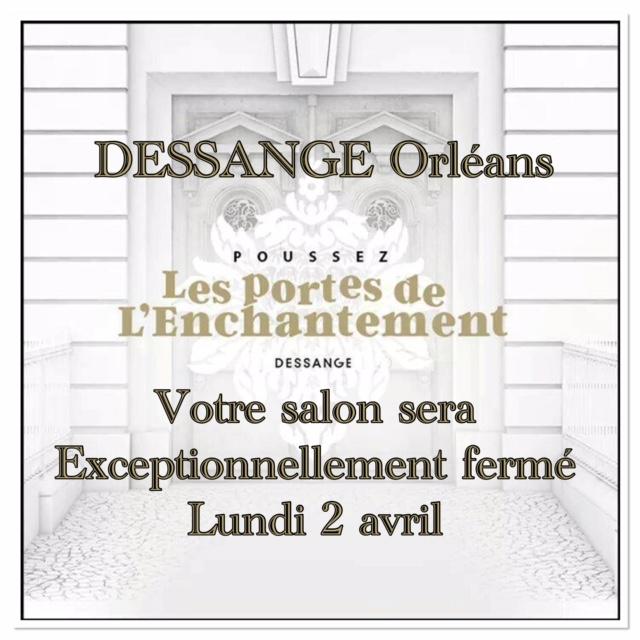 Dessange Orléans : fermeture exceptionnelle