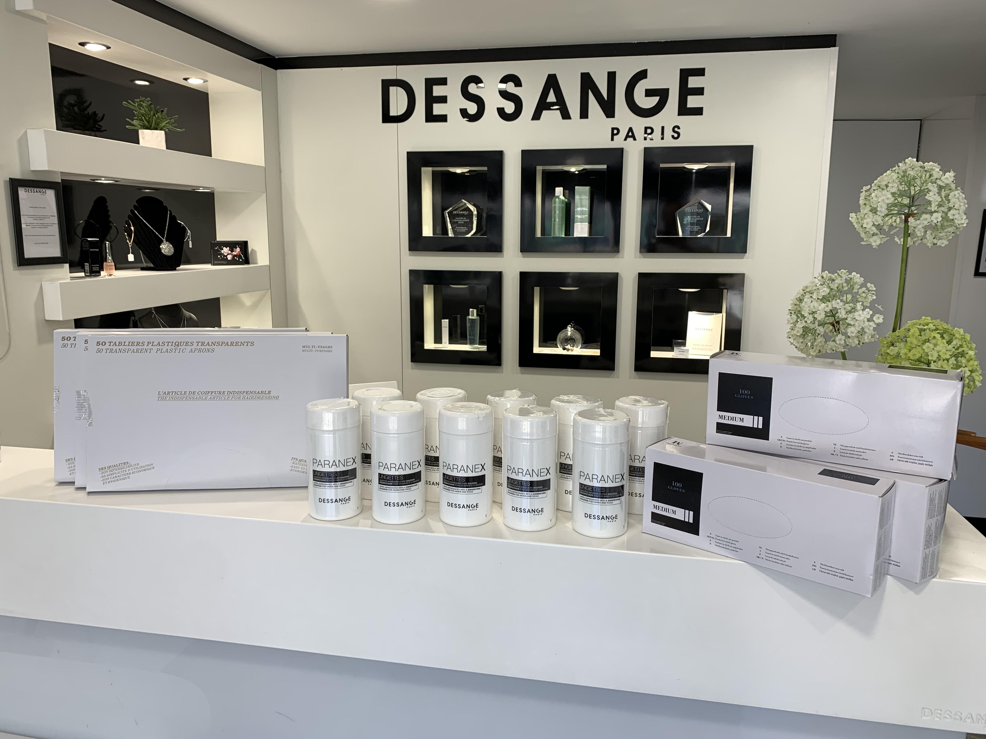 Dessange Paris Orléans