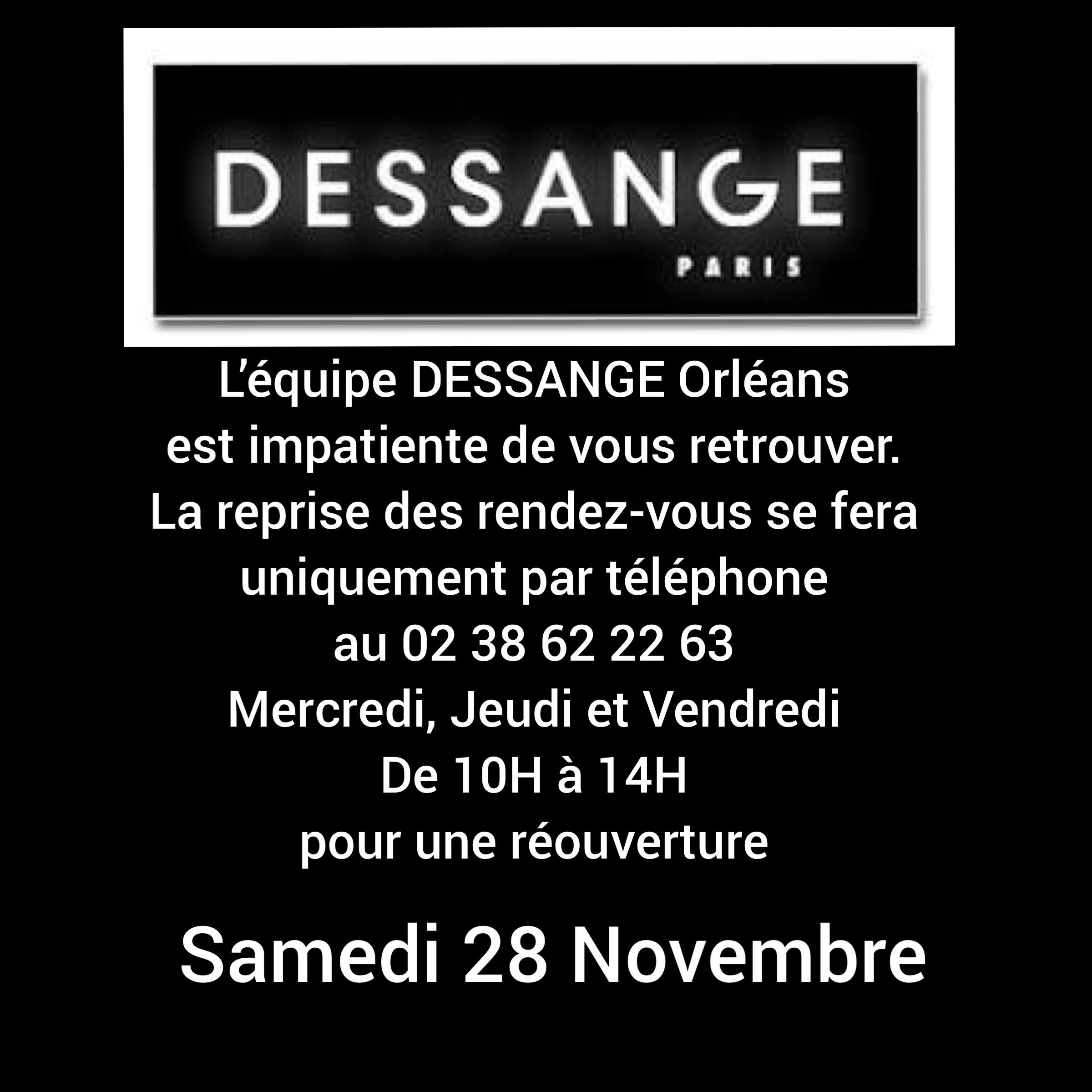 RDV Dessange Orléans