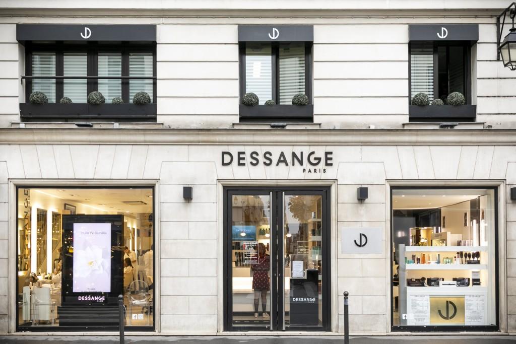 Salon de coiffure Paris 6 Saint Germain des Près - DESSANGE