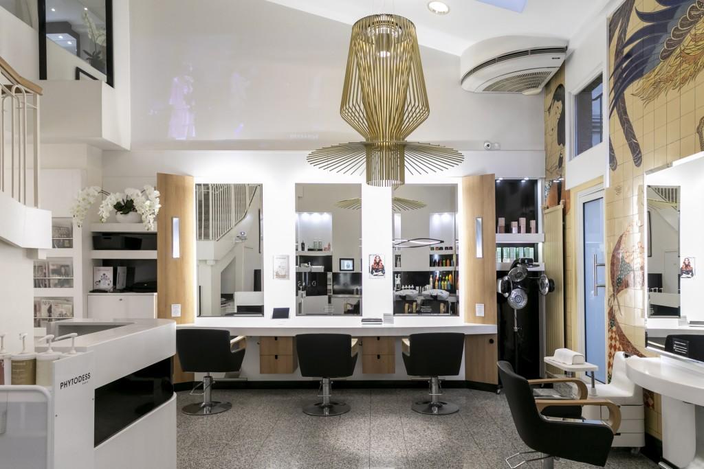 Salon De Coiffure Dessange Saint Germain Paris 6 Coiffeurs