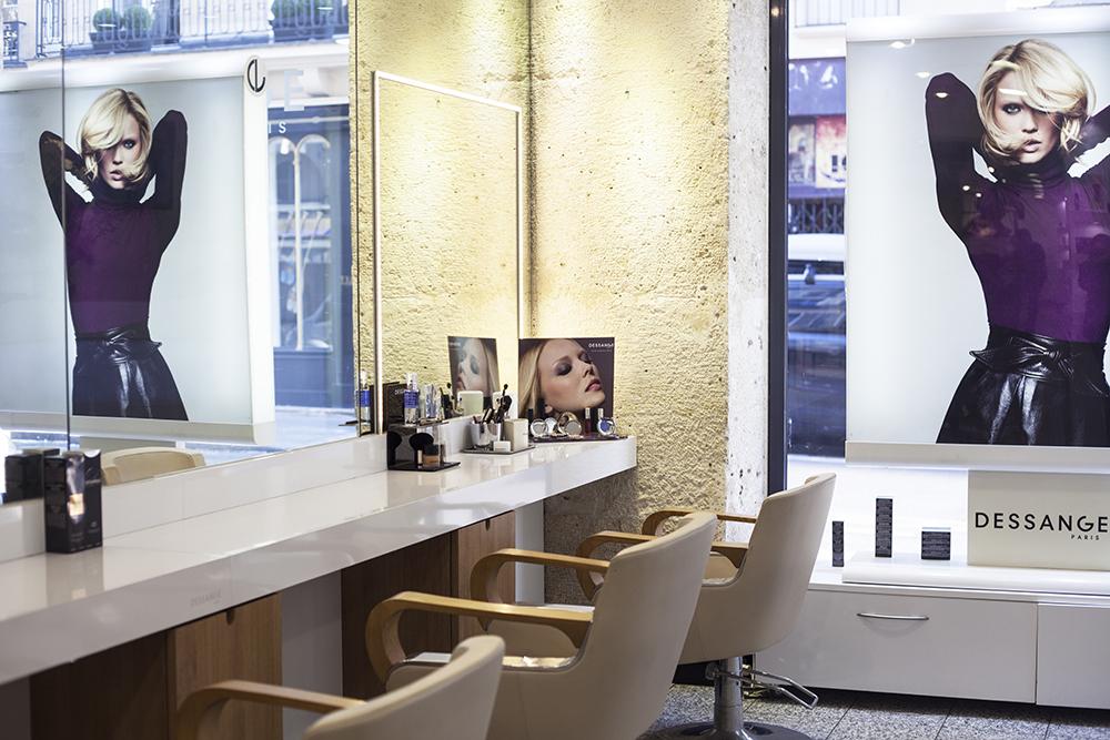 Espace coiffure - Dessange Odéon Paris 6