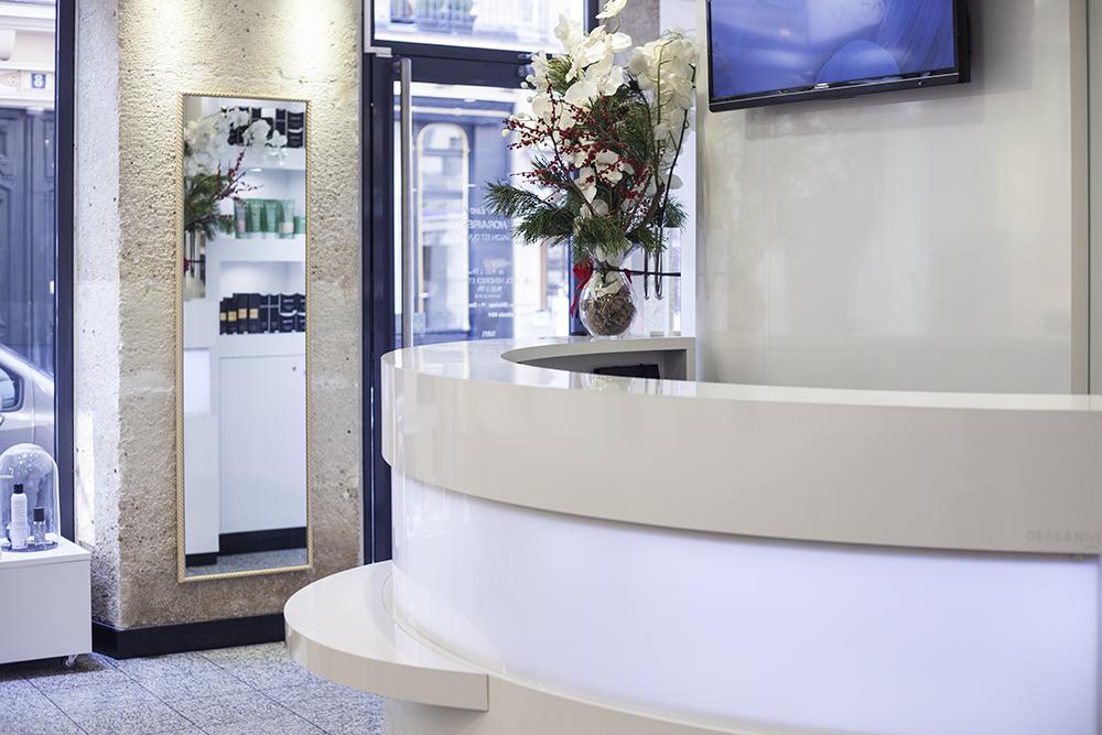 Salon de beauté - Dessange Odéon Paris 6