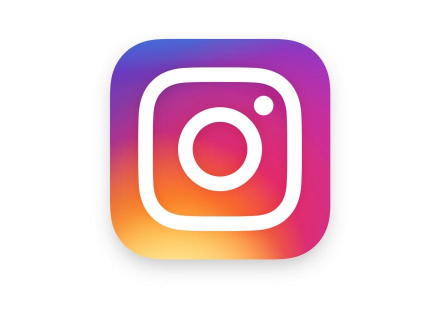 Logo instagram Dessange Paris Elysées