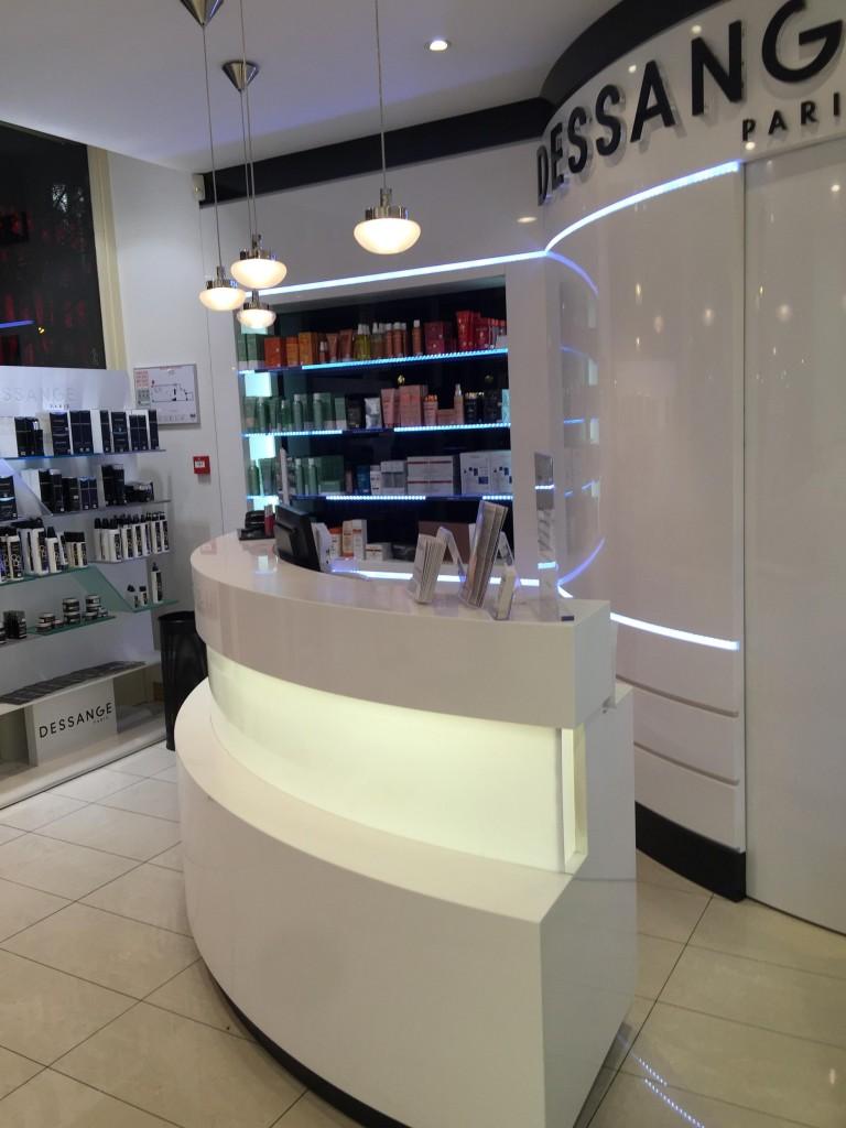 salon de coiffure nation dessange paris 12. Black Bedroom Furniture Sets. Home Design Ideas