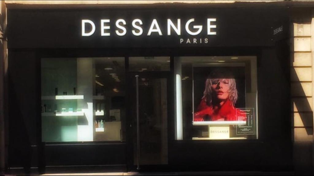 Salon de coiffure - Dessange Paris Sèvres
