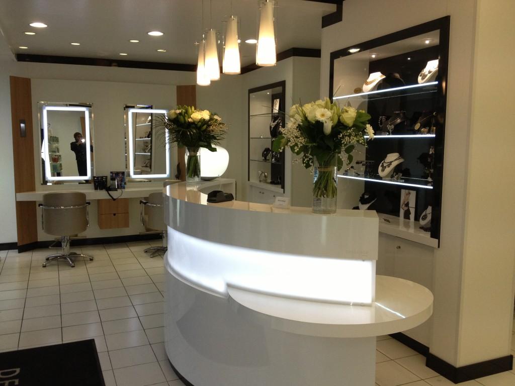 Salon de coiffure - Dessange Pathernay