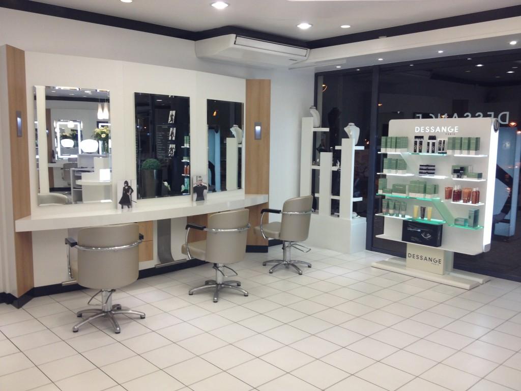 Salon de beauté - Dessange Pathernay