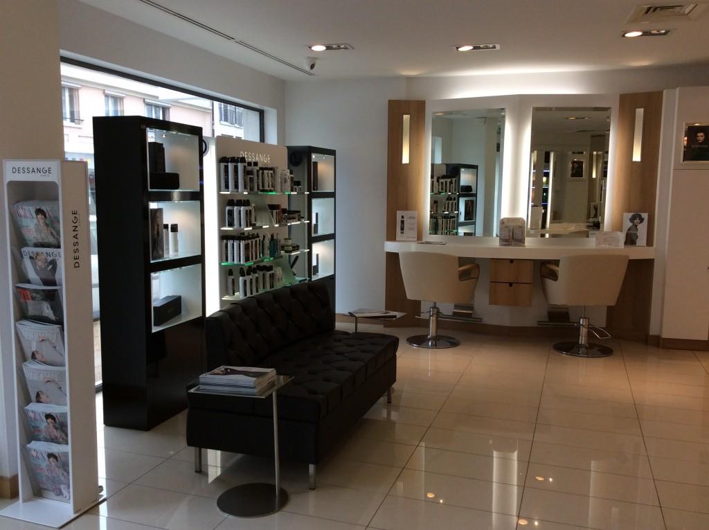 Salon de coiffure - Dessange Poissy