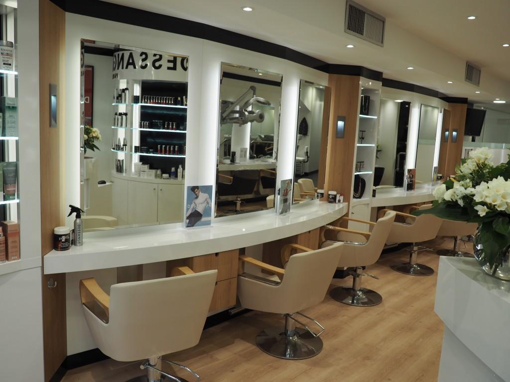 Salon de coiffure - Dessange Provins