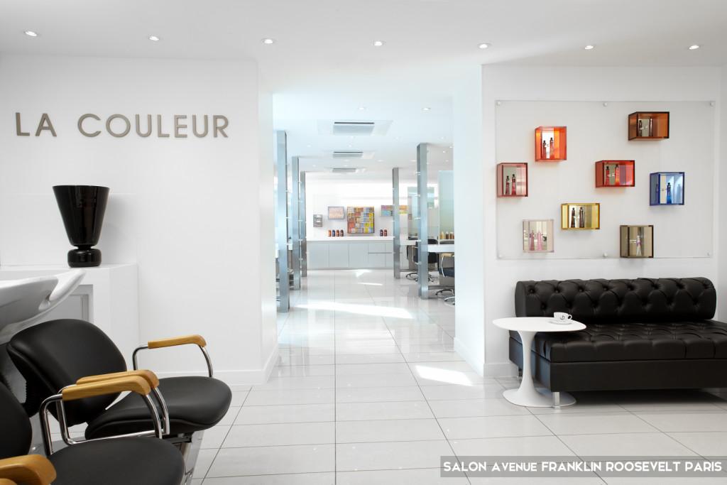 Salon de coiffure Quimper - DESSANGE