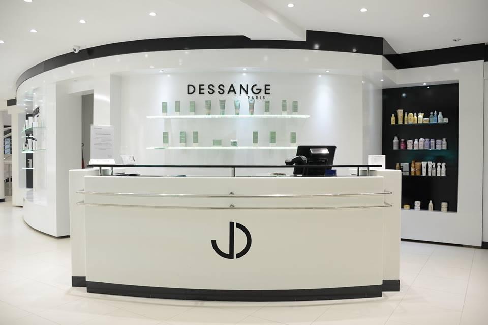 Salon de beauté - Dessange Rabat Souissi