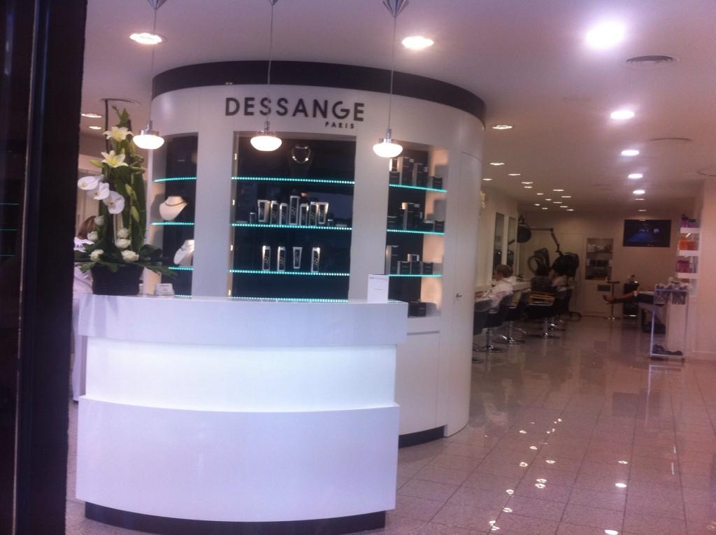 Salon de coiffure - Dessange Rennes