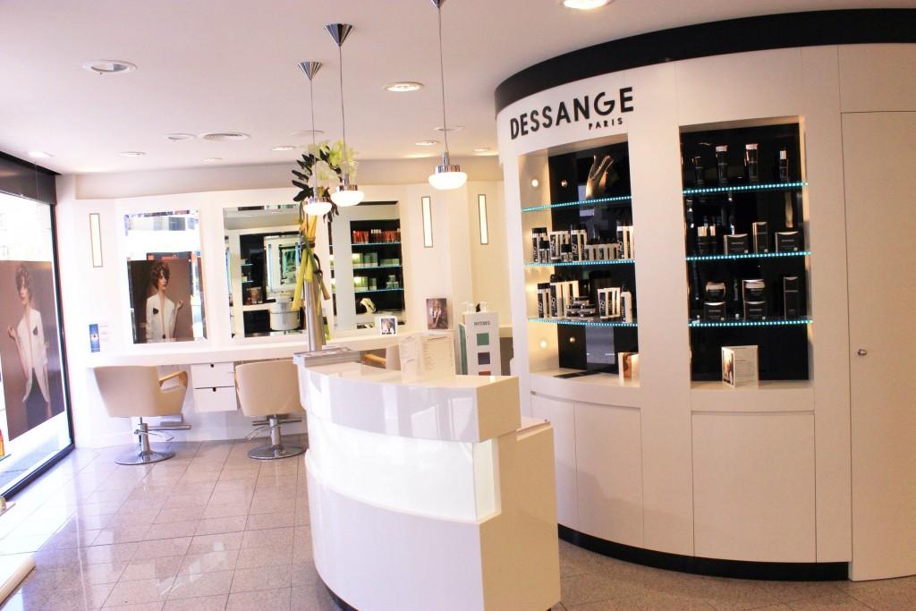 Salon de coiffure rennes dessange for Dessange salon de coiffure