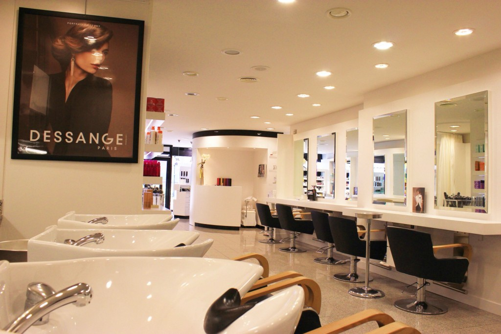 Spa du cheveu - Dessange Rennes