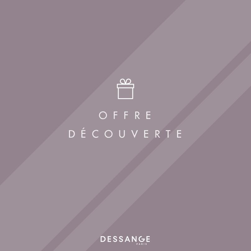 Offre découverte Salon de coiffure Dessange Saint Brieuc