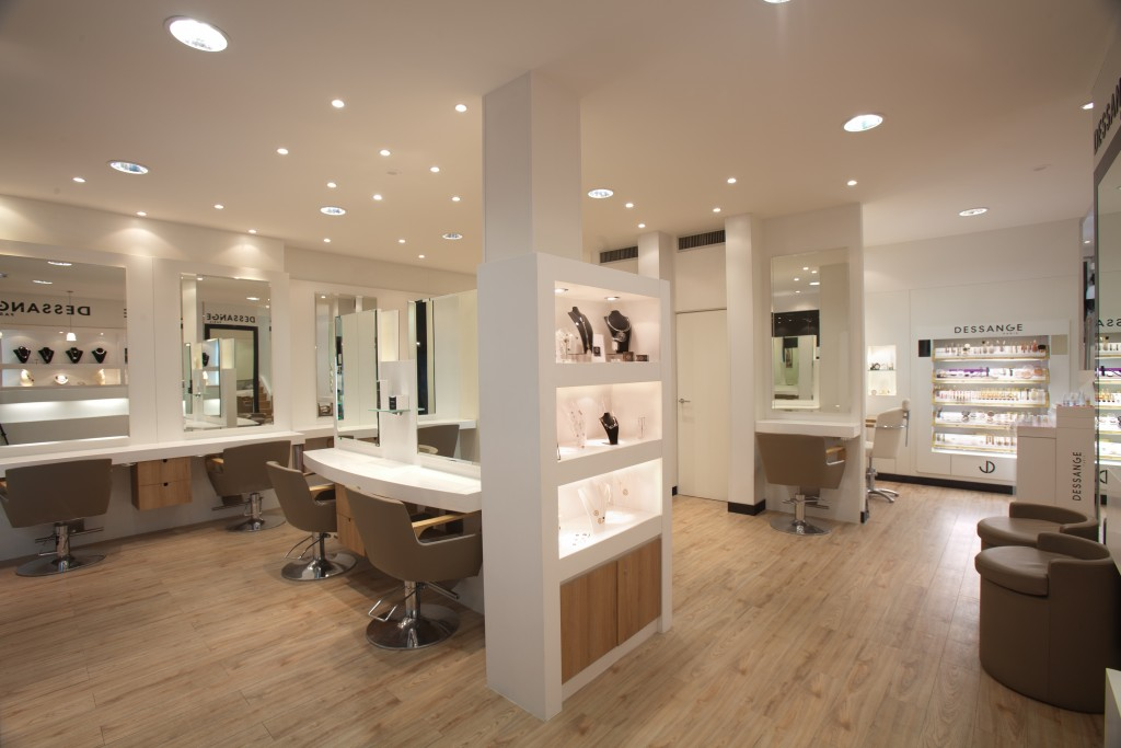 Salon De Coiffure Saint-Cloud - DESSANGE
