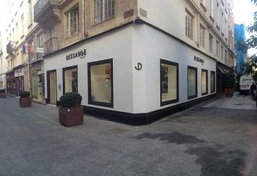 Salon de coiffure - Dessange Saint Etienne