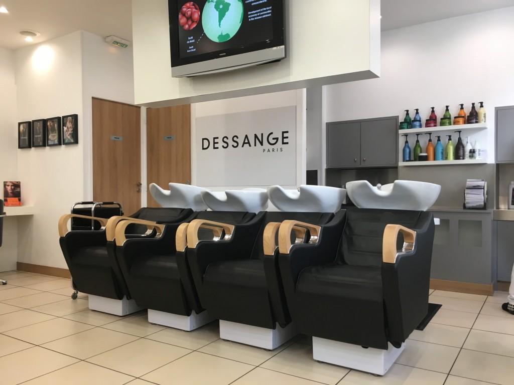 Spa du cheveu - Dessange Saint Etienne