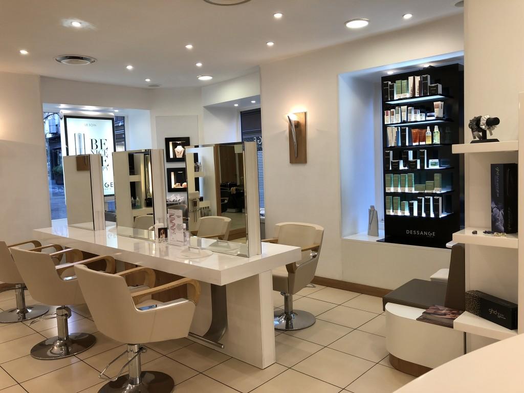 salon de coiffure saint etienne dessange