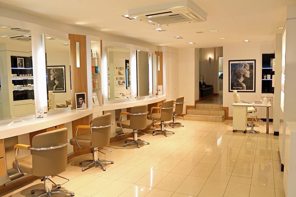Espace coiffure - Dessange Saint Germain en Laye