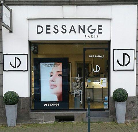 Salon de beauté - Dessange Saint Malo