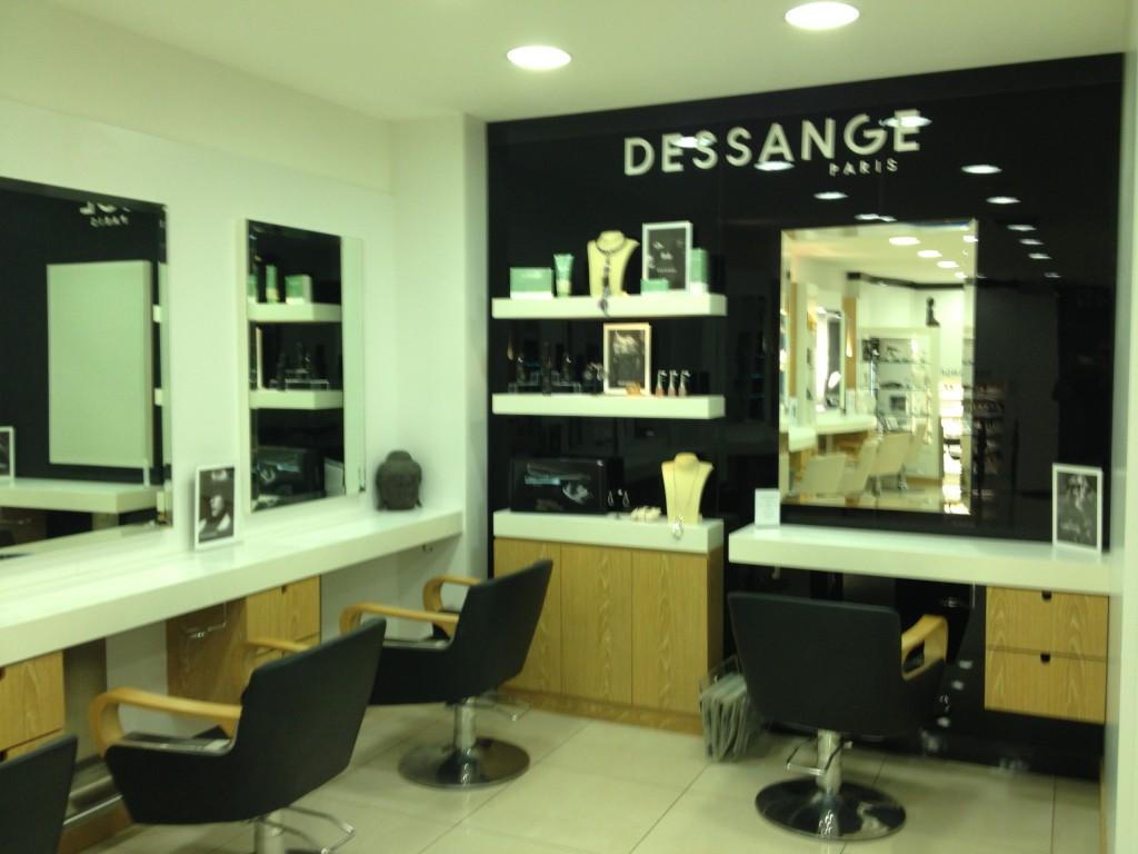 Espace coiffure - Dessange Sanary