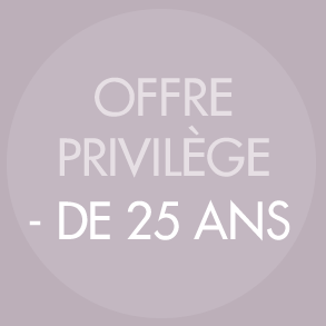 Offre - de 25 ans Dessange Sanary