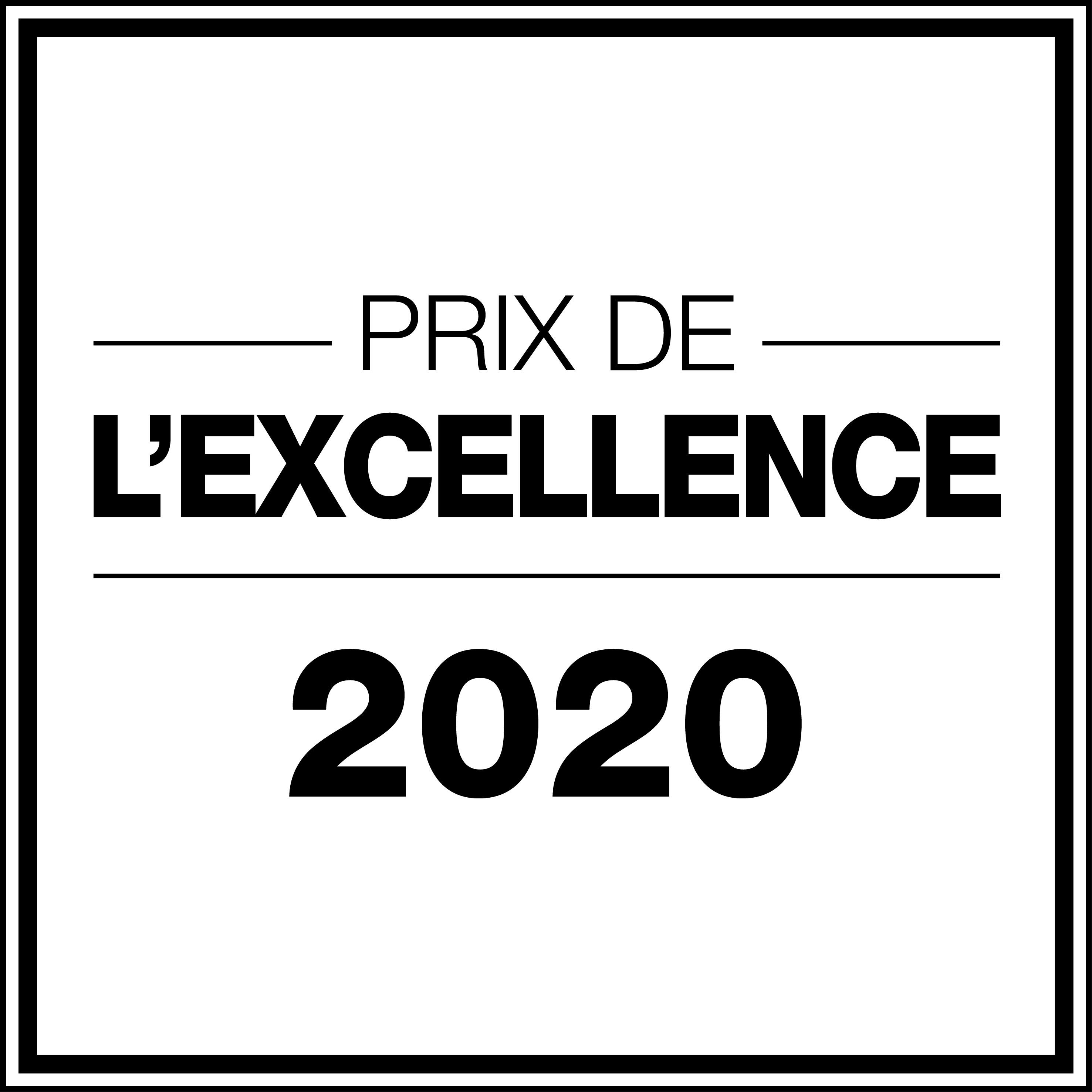 PRIX Club EXCELLENCE DESSANGE SANARY 2020