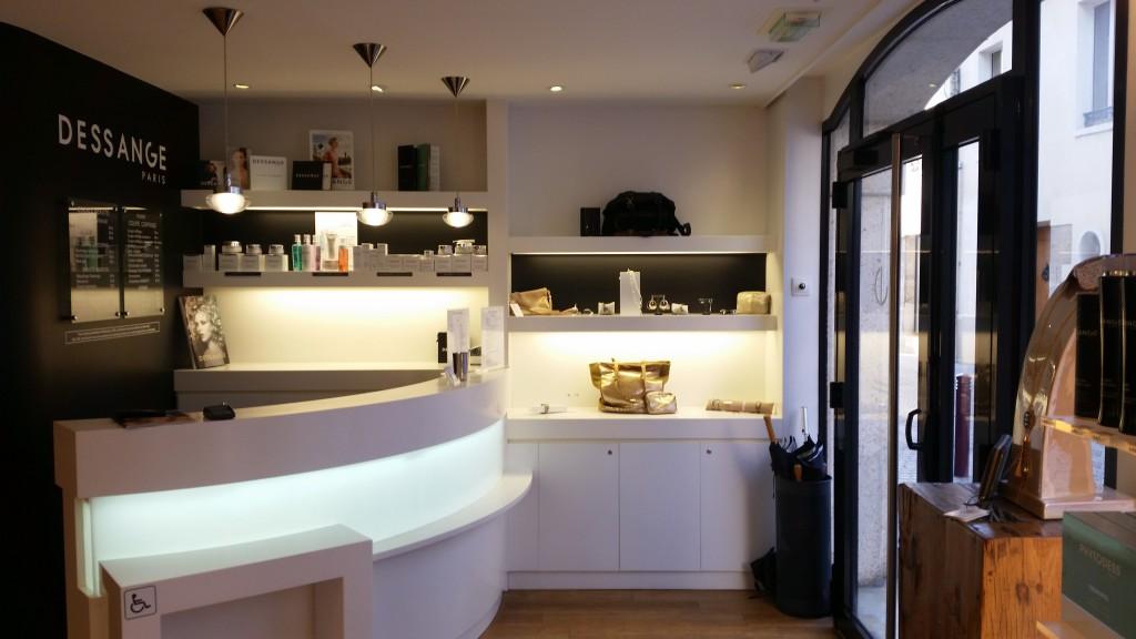 Le salon de coiffure à Sceaux - Dessange