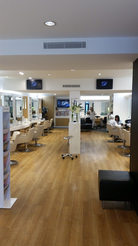Espace coiffure - Dessange Sceaux