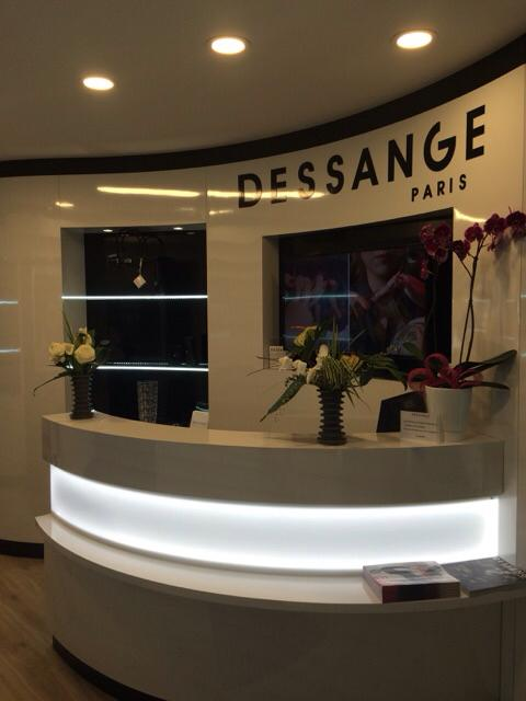Venez découvrir notre salon Dessange et notre nouveau concept