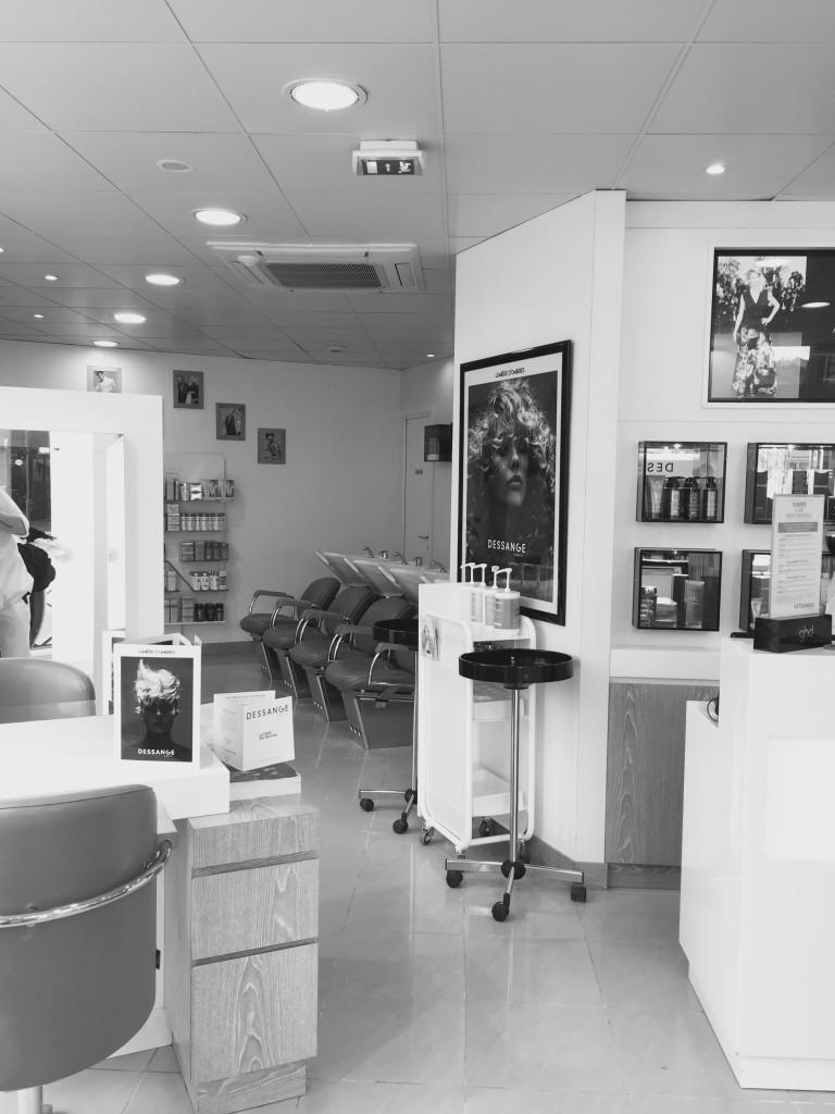 Salon de coiffure - Dessange St Maur les Fosses