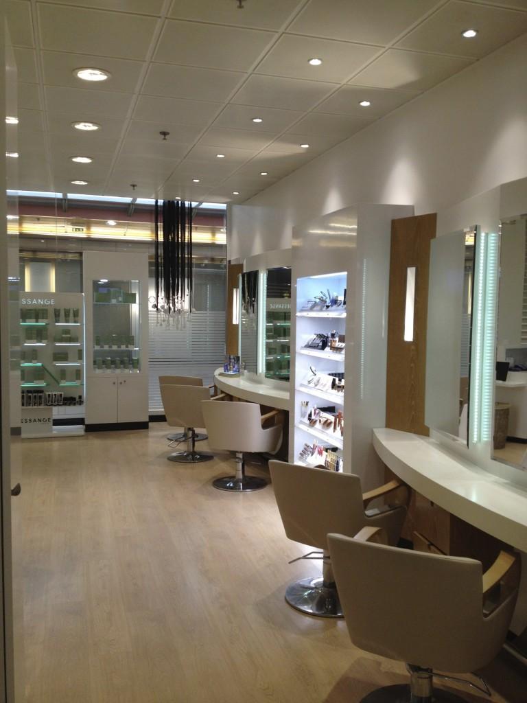 Salon de coiffure - Dessange Thionville
