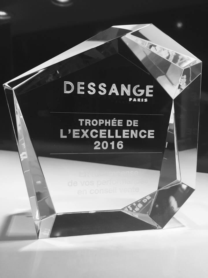 Trophée de l'Excellence
