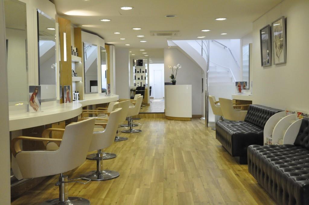 Salon de coiffure - Dessange Tours