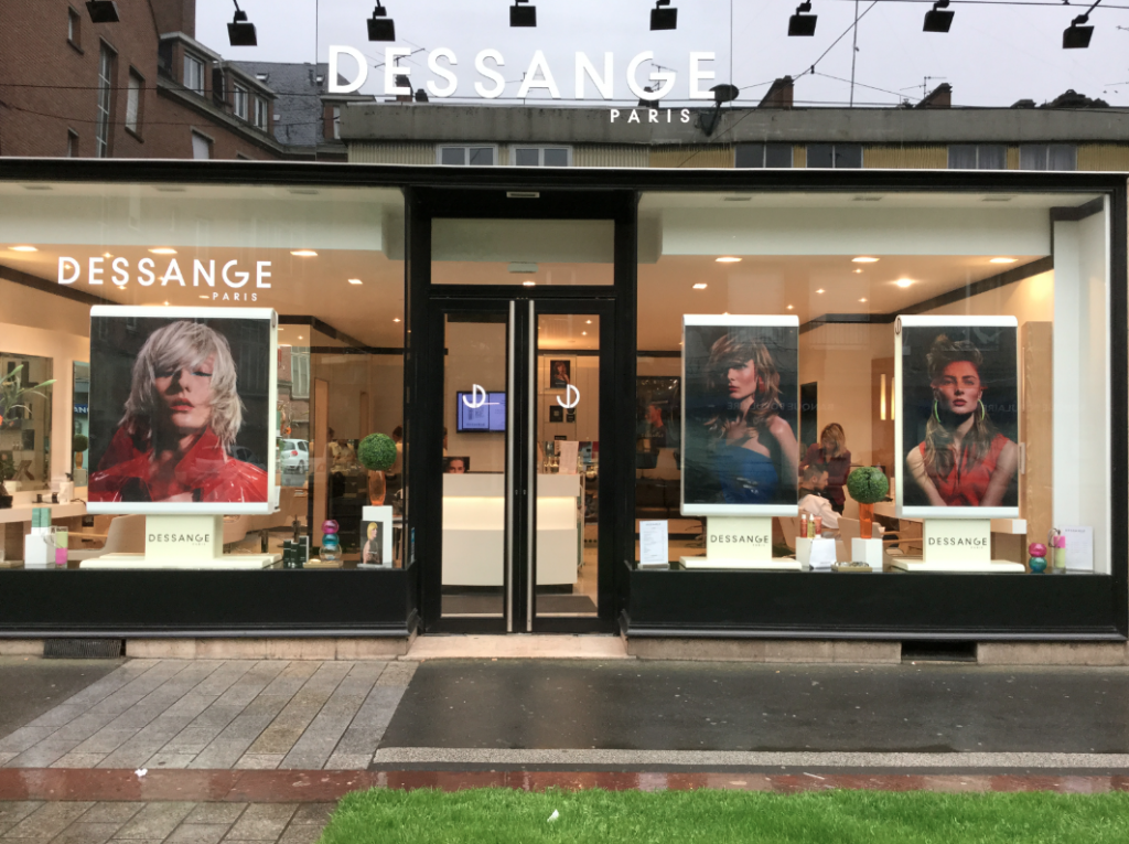 Salon de beauté - Dessange Valenciennes Clémenceau