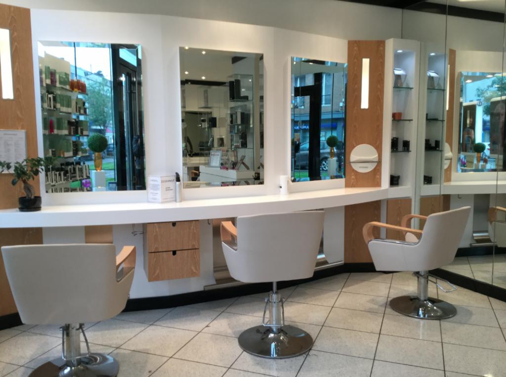 Salon de coiffure - Dessange Valenciennes Clémenceau