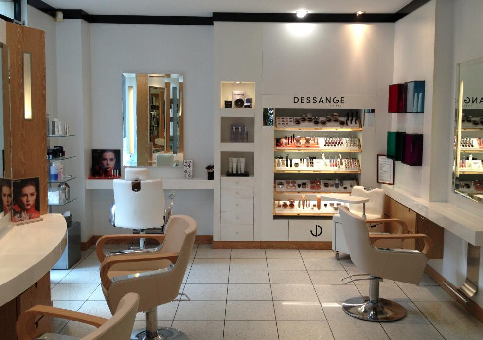 Salon de beauté - Dessange Valenciennes