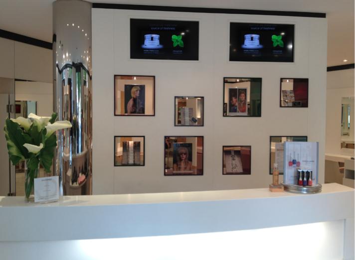 Salon de coiffure - Dessange Valenciennes