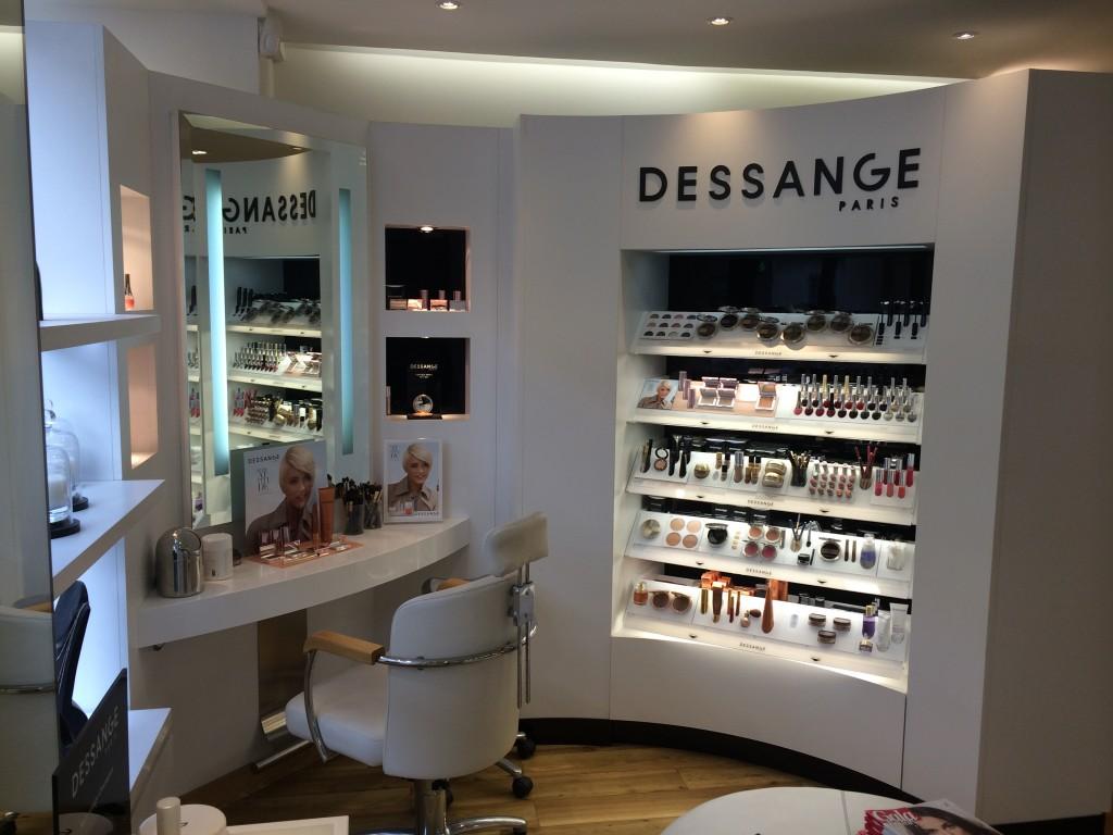 Salon de beauté - Dessange Versailles