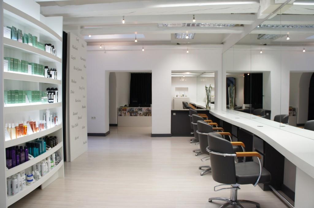 Professional hair salon in steyr dessange for Dessange hair salon