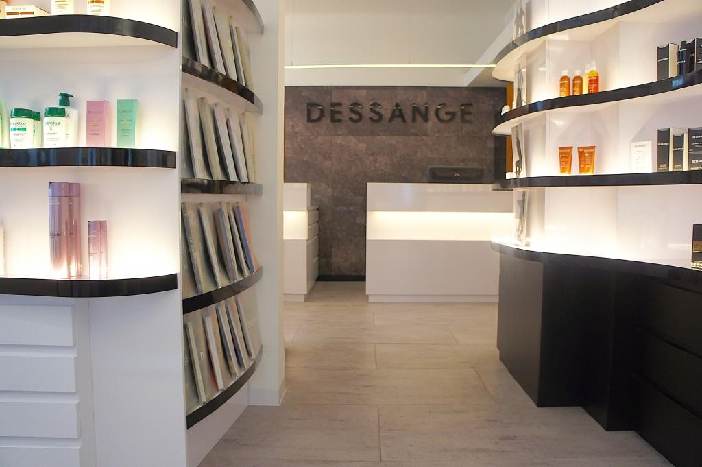 Professional hairdressers in wien dessange for Dessange hair salon