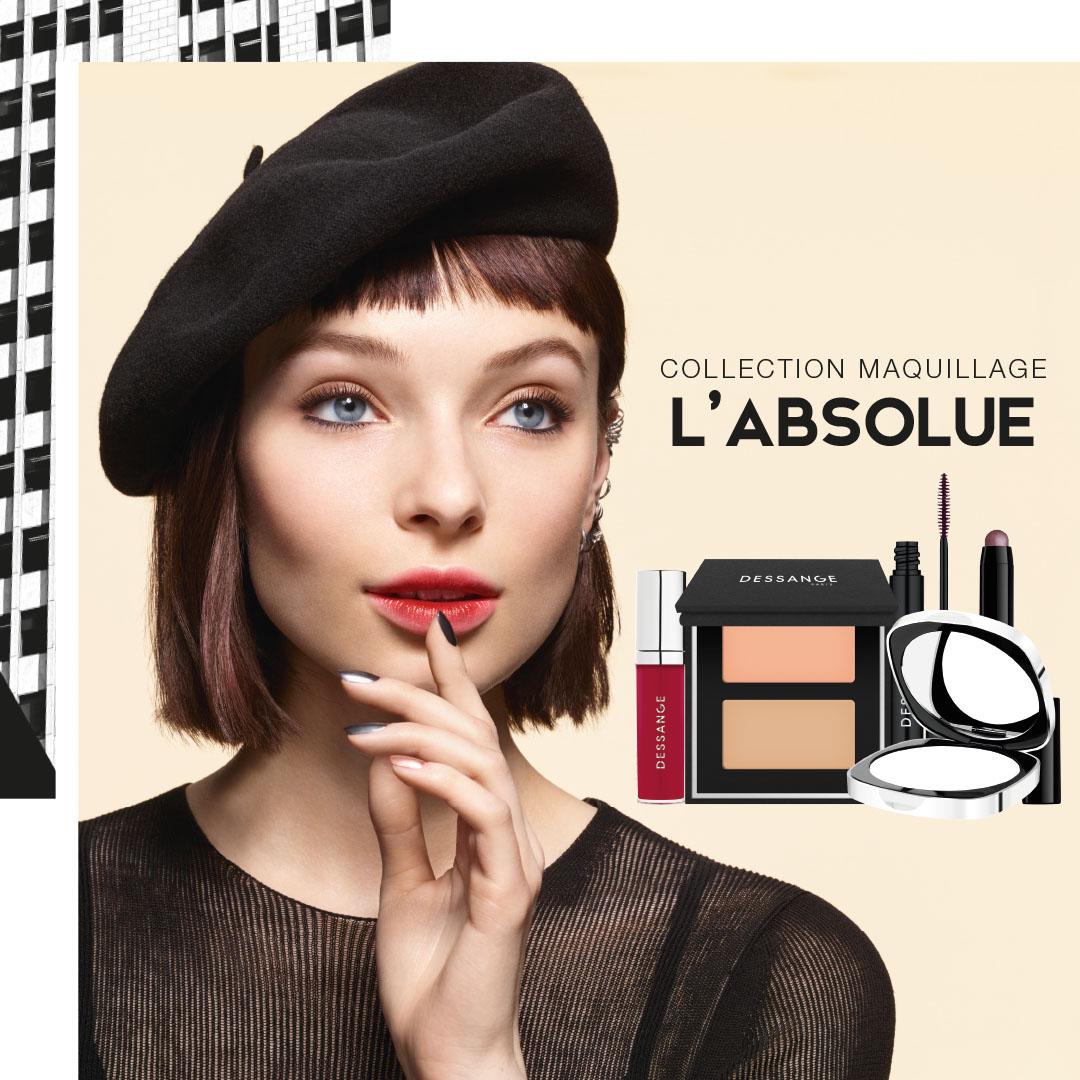 Collection Maquillage Automne Hiver 2018 19 Salon Dessange