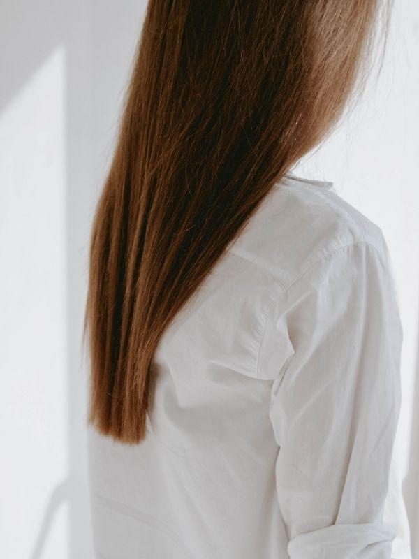 Lissage salon de coiffure Dessange